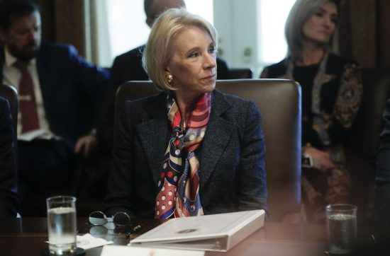 Education Secretary Betsy DeVos is preparing to finalize rules governing sexual assault on campuses.