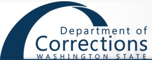 WA Department of Corrections Logo