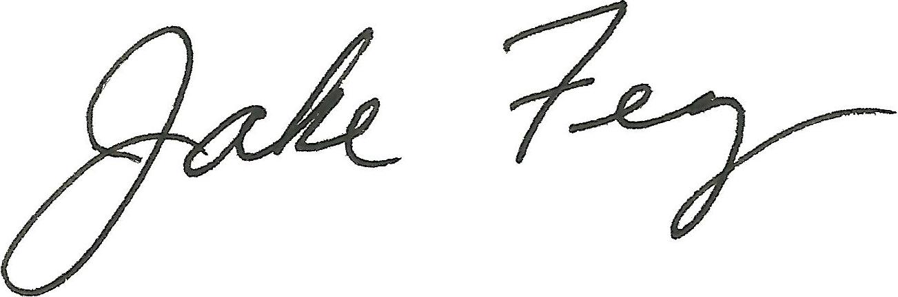 Rep. Fey signature