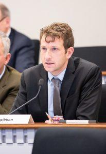 Rep. Joe Fitzgibbon Speaking in Committee