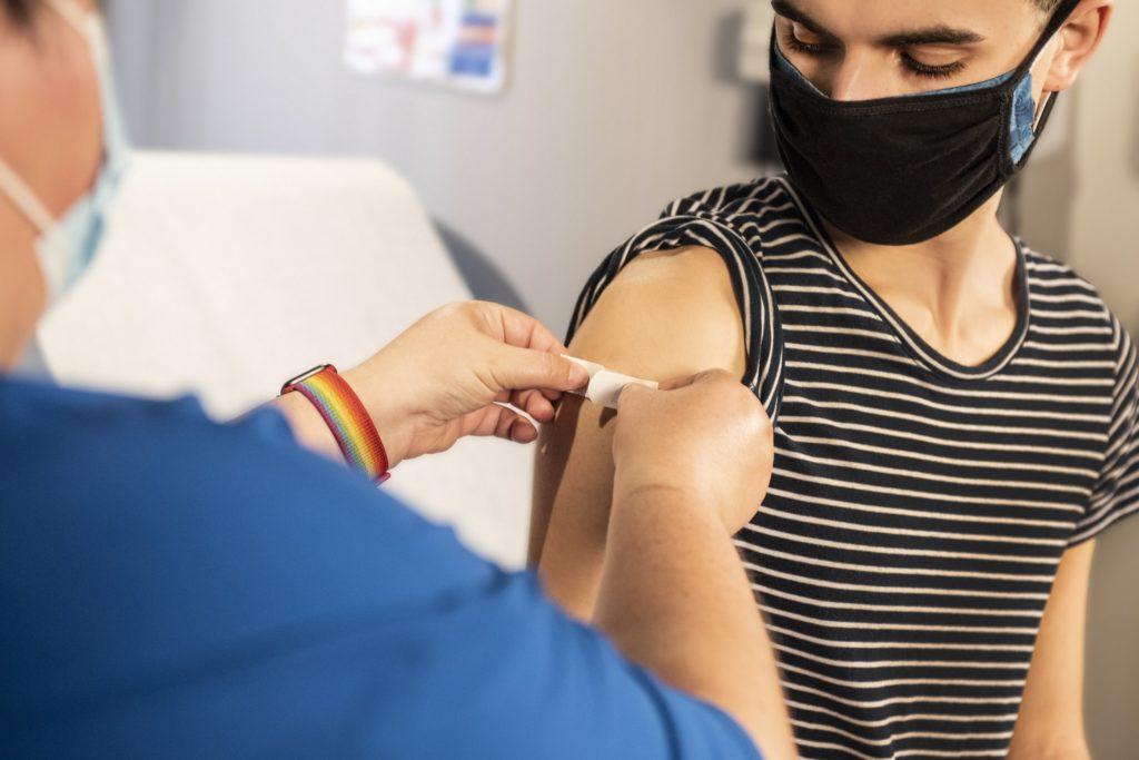 COVID-19 vaccination photo