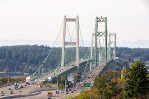 26th and 28th Districts. Tacoma Narrows Bridge.