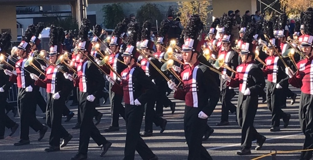 Mercer Island High School Marching Band