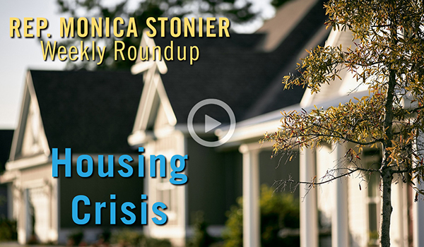 Stonier video on housing crisis