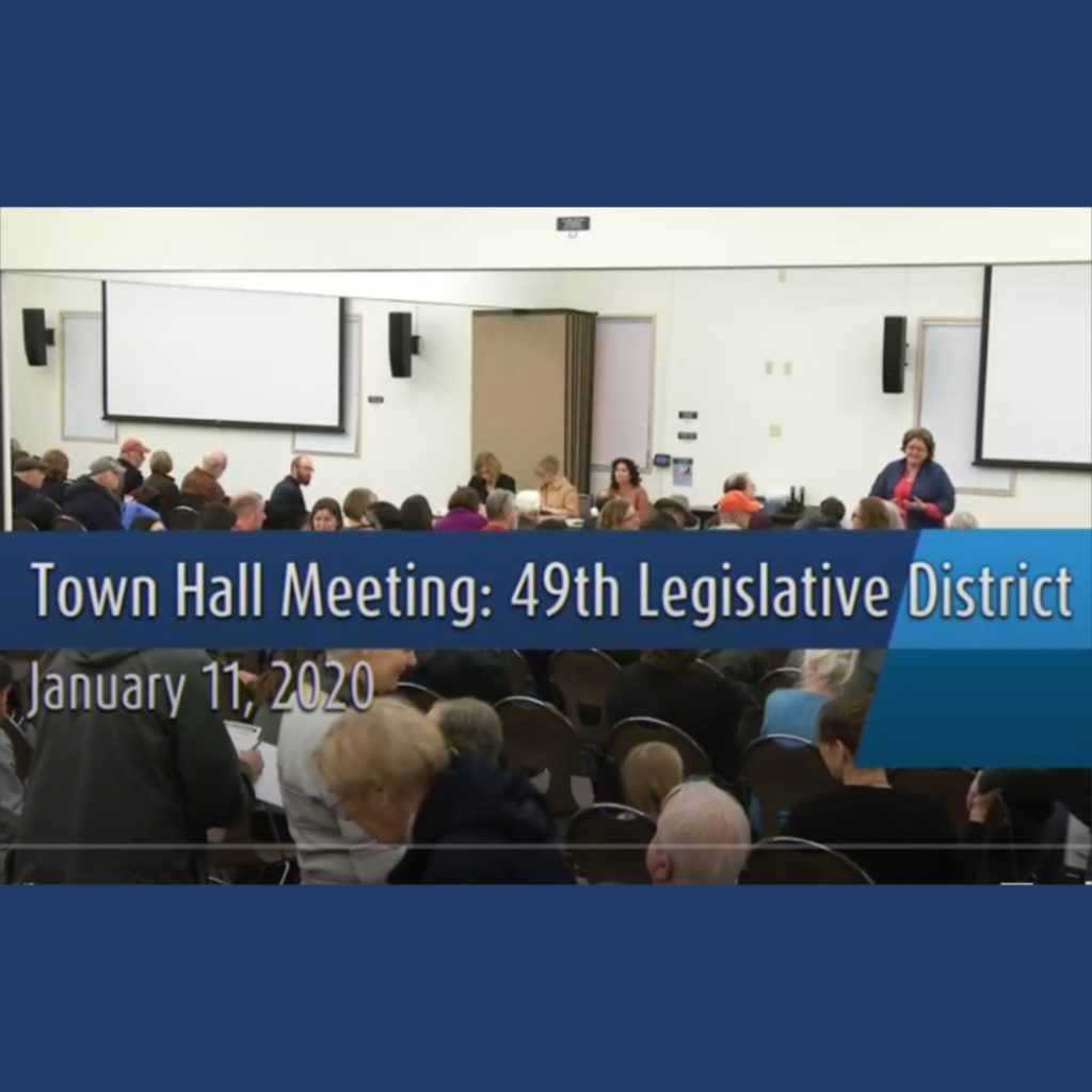 49th LD Town Hall Jan 11
