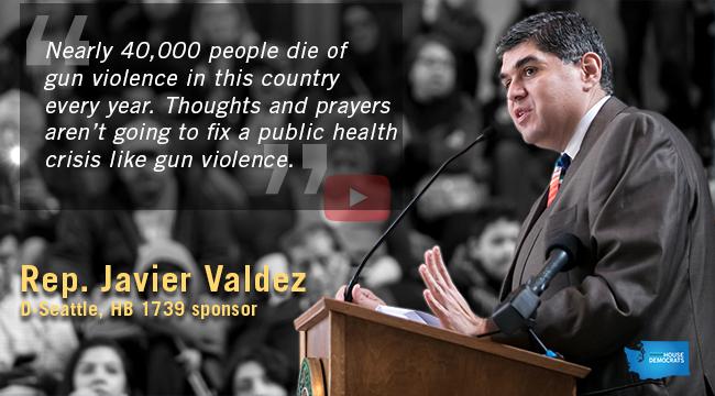 Rep. Valdez floor speech on HB 1739