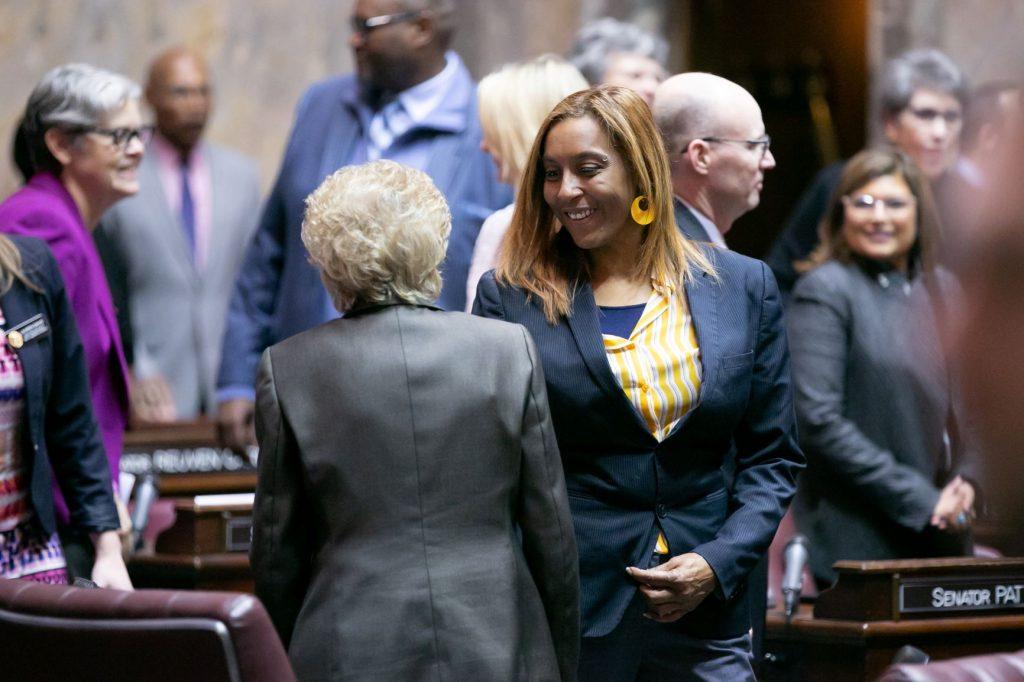 Rep. Morgan on House floor